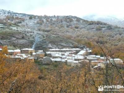 Molino Río Jarama-La Hiruela; embalse de riosequillo lozoya del valle fuenfria